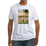 Garden Fiorito/ Spinone Fitted T-Shirt