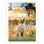 Garden Fiorito/ Spinone Small Poster