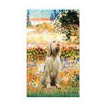 Garden Fiorito/ Spinone Sticker (Rectangle)