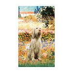 Garden Fiorito/ Spinone Sticker (Rectangle 10 pk)