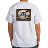 German shorthaired pointer Mens Light T-shirts