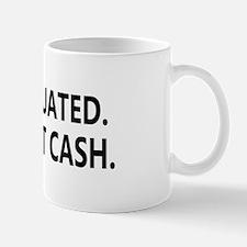 Graduation Cash Mug