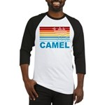 Colorful Camel Baseball Jersey