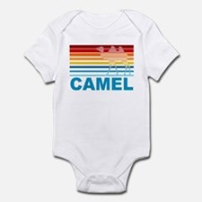Colorful Camel Infant Bodysuit
