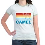 Colorful Camel Jr. Ringer T-Shirt