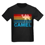 Colorful Camel Kids Dark T-Shirt