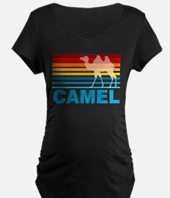 Colorful Camel T-Shirt