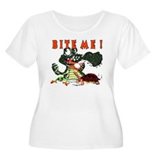 Bite me ! Alligator T-Shirt