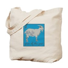 Year of the Goat Tote Bag