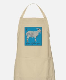 Year of the Goat BBQ Apron