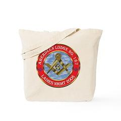 Aberdeen Ladies Night 2008 Tote Bag