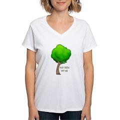 HUG TREES, NOT ME Shirt