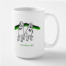 OneWith...Friends Large Mug