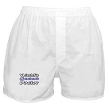 """World's Sexiest Doctor"" Boxer Shorts"