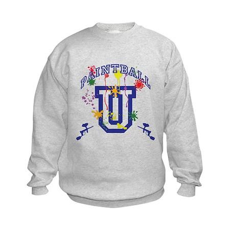 Paintball U Kids Sweatshirt