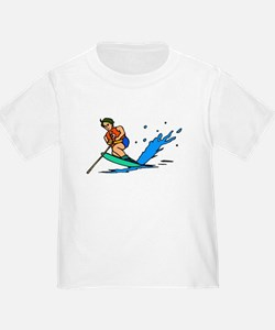 Water Skiing T