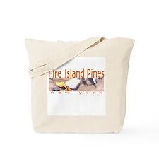 Beach Fire Island Pines Tote Bag