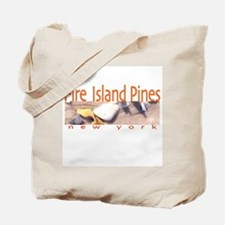 Beach Fire Island Pines Tote Bag