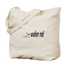 Water Rat Tote Bag