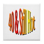 40 & Stll Hot Tile Coaster