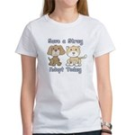 Save a Stray - Adopt Today Women's T-Shirt