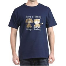 Save a Stray - Adopt Today T-Shirt