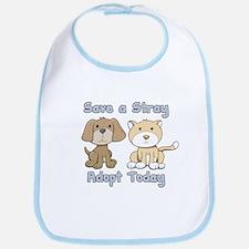 Save a Stray - Adopt Today Bib