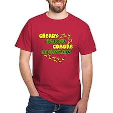 Afficionado Cherry Headed Conure T-Shirt