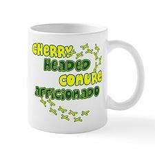 Afficionado Cherry Headed Conure Mug