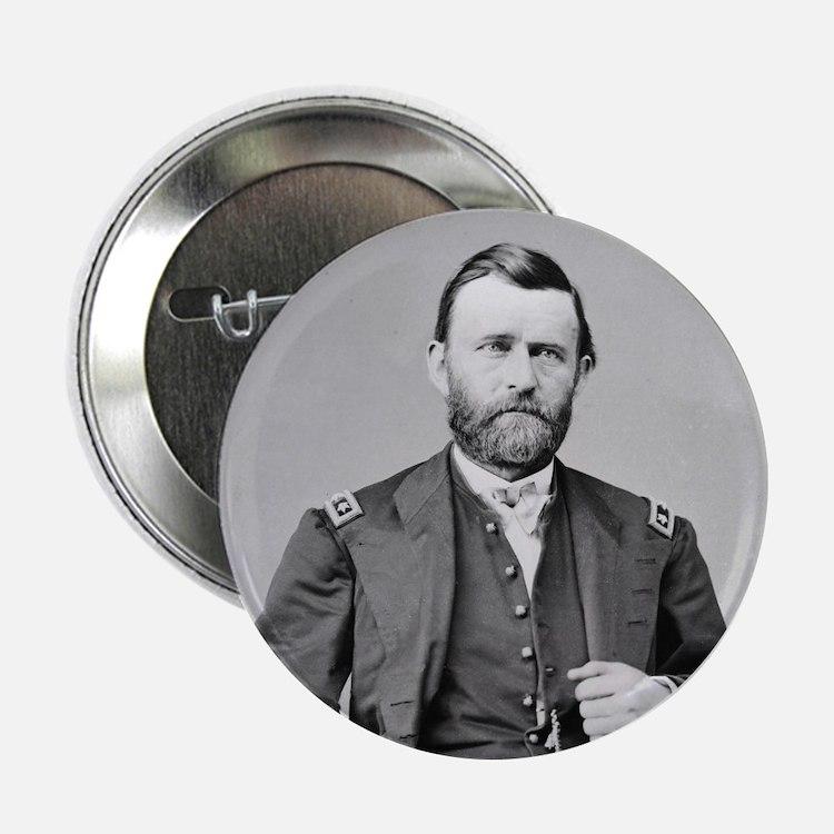 Lt Gen US Grant 1864 Button