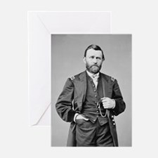 Lt Gen US Grant 1864 Greeting Cards (Pk of 10)