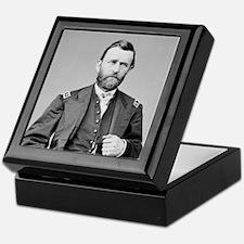Lt Gen US Grant 1864 Keepsake Box