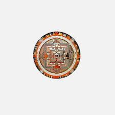 Cool Himalayas Mini Button