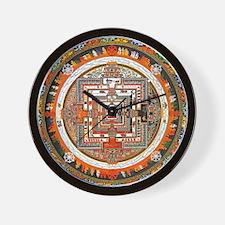 Unique Tibet Wall Clock