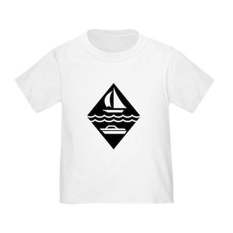 Sailboat Sign Toddler T-Shirt