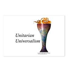 UUF Cosmic Postcards (Package of 8)