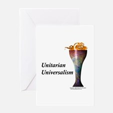 UUF Cosmic Greeting Card