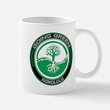 Going Green Honolulu Tree Mug