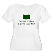 Happy Libyan Grandma T-Shirt