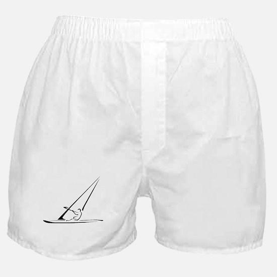 Windsurfer Boxer Shorts