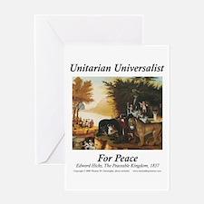 UUF Peace Greeting Card