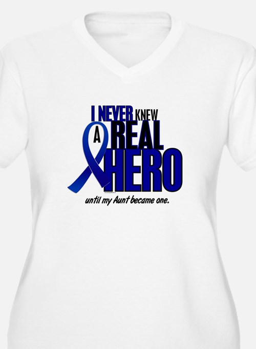 Never Knew A Hero 2 (Aunt) T-Shirt