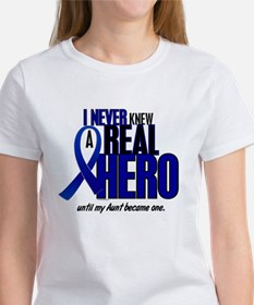 Never Knew A Hero 2 (Aunt) Women's T-Shirt