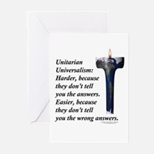 UUF Hard Easy Greeting Cards (Pk of 20)
