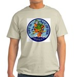 607th AC&W Squadron Light T-Shirt