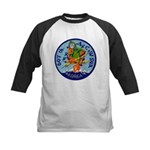 607th AC&W Squadron Kids Baseball Jersey