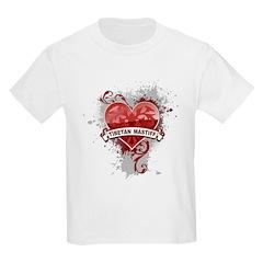 Heart Tibetan Mastiff T-Shirt