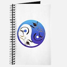 YinYang Cats Journal