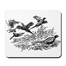 Pheasants Mousepad