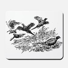 Pheasants Mousepad